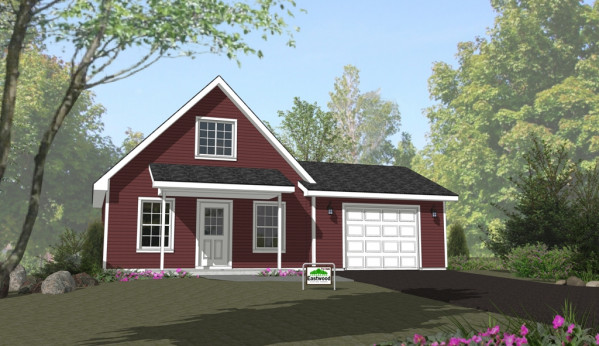 Woodbury Estates lot 6 Rendering