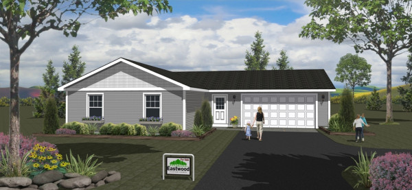 Kingsfield Estates Lot 30 Rendering