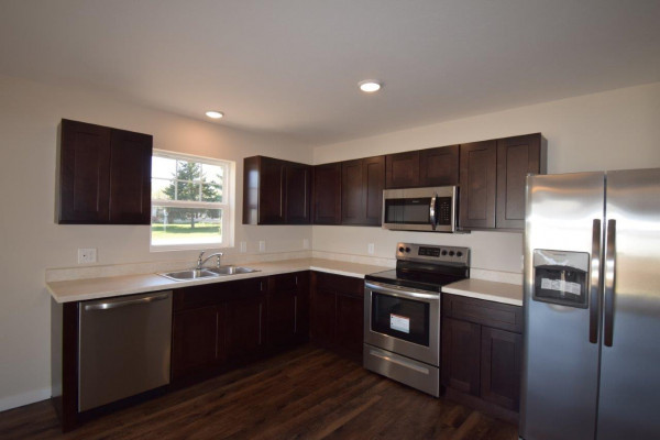 Woodbury Estates Lot 1 Kitchen