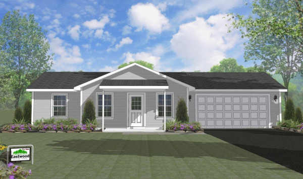 Woodbury Estates Lot 19 Rendering