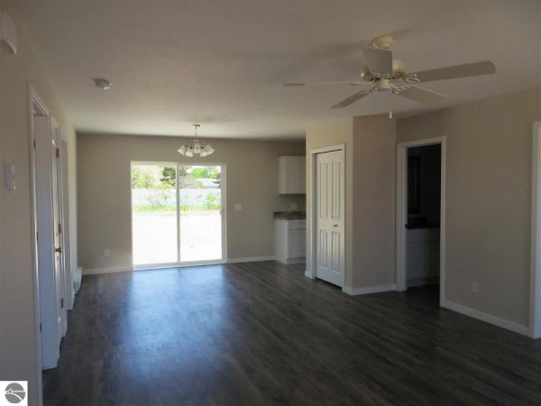 Sawyer Road Parcel E Living and Dinning