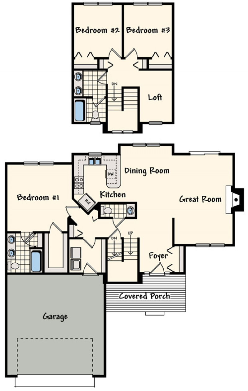 Madison eastwood custom homes for Madison home builders house plans